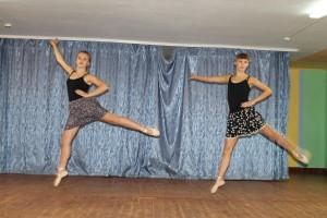 Испанские танцы 3-го отряда