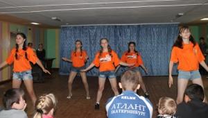 Танец от 12-го отряда